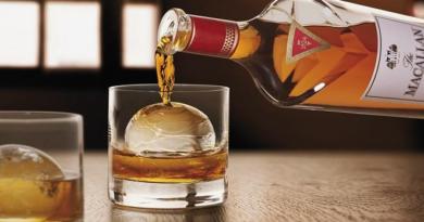 macallan whisky inmarathi