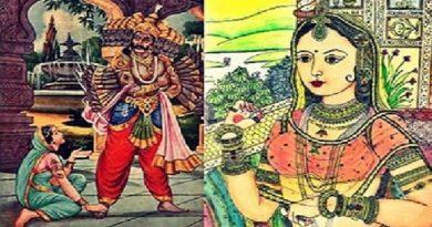 mandodari inmarathi