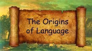 origin of language inmarathi