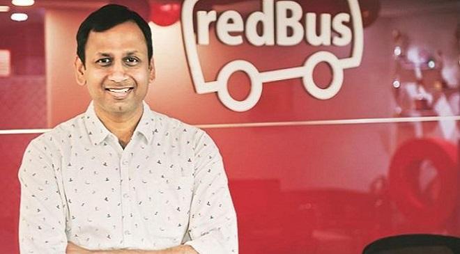 redbus founder Inmarathi
