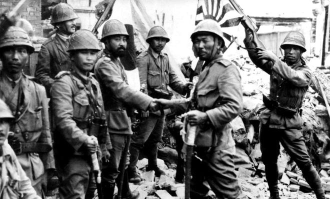 shanghai soldiers inmarathi
