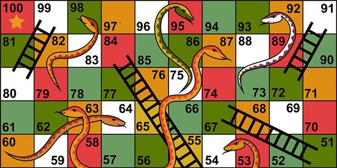 snakes n ladder- marathipizza