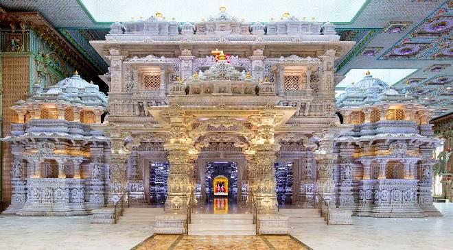 swaminarayan mandir inmarathi