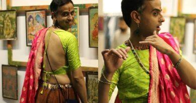 Himanshu saree man.marathipizza2