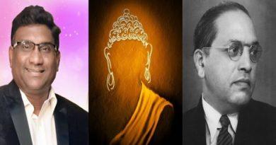 bhau kadam gautam buddha babasaheb ambedkar marathipizza