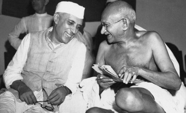 gandhi inmarathi