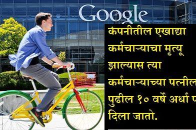 गुगल बद्दलच्या 'ह्या' रंजक गोष्टी तुम्हाला माहित आहेत का?