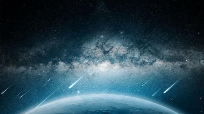 rain in space inmarathi