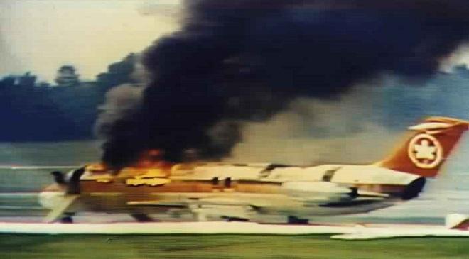 Air Flight Canada -797-InMarathi