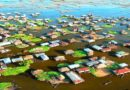 सरोवरावर वसलेलं आगळं वेगळं गाव…