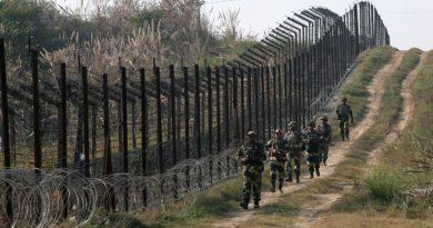 Indo Pak Border InMarathi