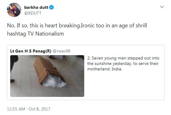 barkha dutt tweet marathipizza