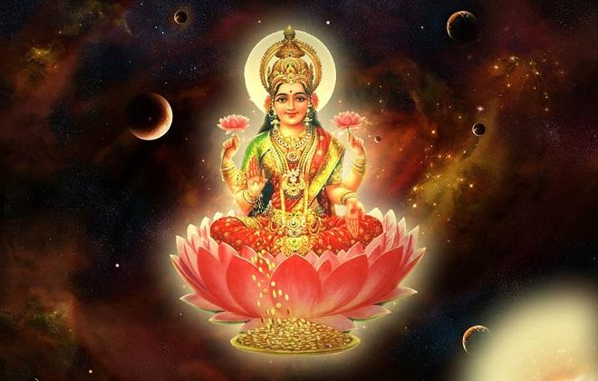 goddess Lakshmi-marathipizza