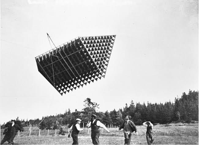 graham bell flying machines inmarathi