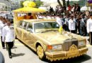 ६०० मर्सिडीज कार आणि सोन्याच्या विमानाचा 'सुलतान'!