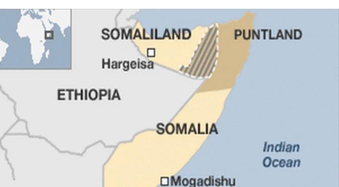 somaliland InMarathi