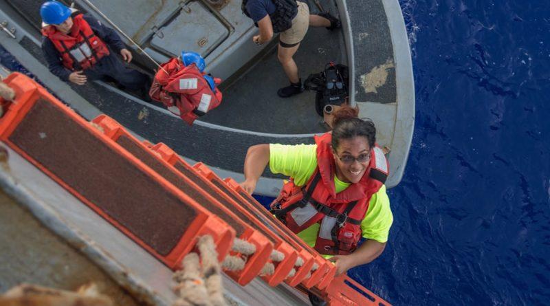 Two womens rescue.Inmarathi