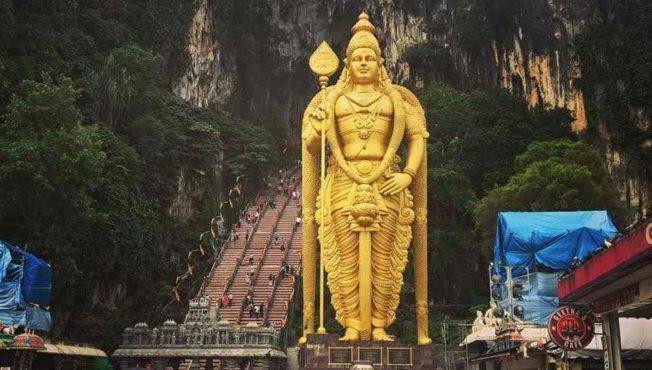 Batu-Caves-Murugan-Temple-Malaysia Inmarathi