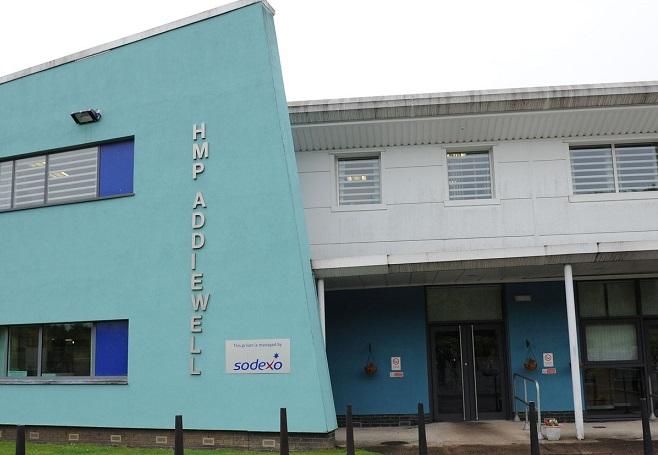 HMP Addiewell, Scotland InMarathi