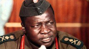 Idi Amin-inmarathi