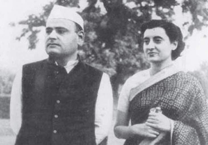Indira gandhi.Inmarathi1