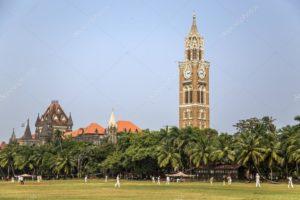 Mumbai's clock.Inmarathi