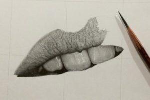Pencil drawings.Inmarathi5