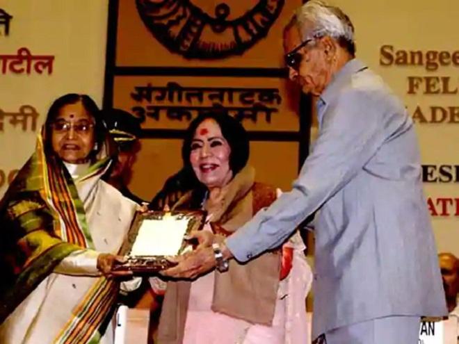 Sitara Devi 8 InMarathi