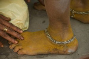 Touching Feet,Inmarathi2