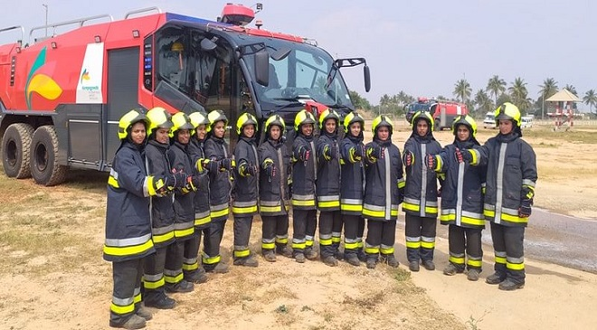 WOMEN FIREFIGHTERS 2 InMarathi