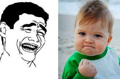 तुमच्या आवडत्या 'मिम्स'मागील खरे चेहरे तुम्हाला माहित आहेत का?