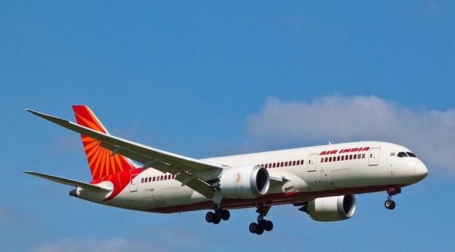 air india plaen InMarathi