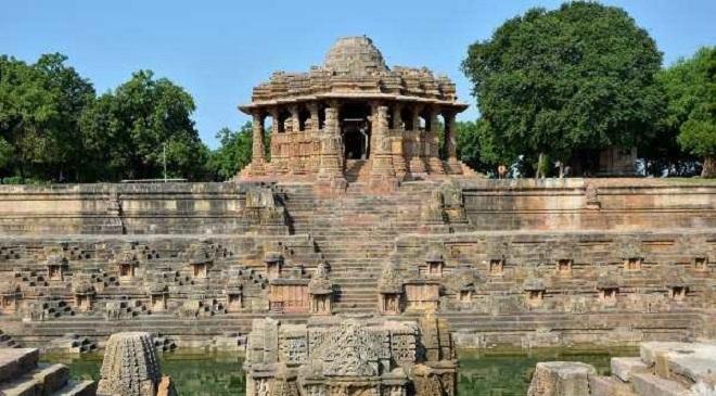 modhera sun temple inmarathi