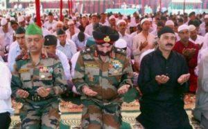 no muslim rejiment india-inmarathi