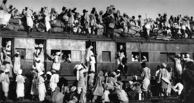 partition inmarathi
