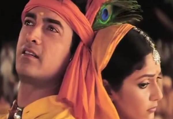 radha-krishna-aamir khan gracy singh inmarathi lagaan