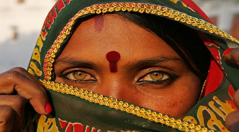 rajsthan-woman