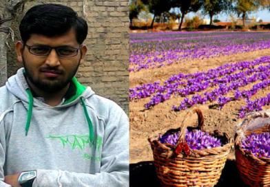 मेडिकलचं शिक्षण सोडून जळगावचा हा तरुण शेती करून लाखो रुपये कसे कमावतो?