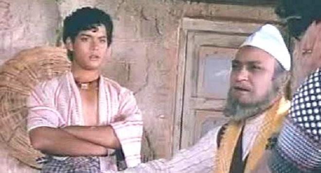 sholay kareem chacha inmarathi