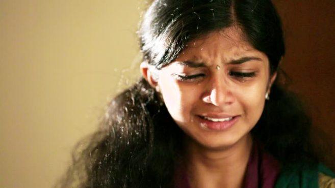 women crying inmarathi