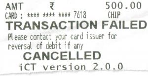 ATM Transaction Error Refund.Inmarathi1