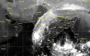 Cyclone Ockhi.Inmarathi