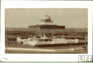 Delhi darbar of 1903.Inmarathi