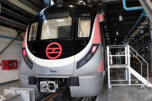 Driverless Metro.Inmarathi1