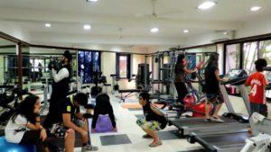 Fitness resolution.Inmarathi