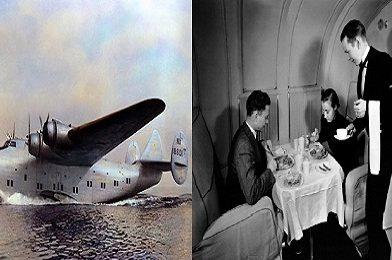 ९० वर्षापूर्वीच्या या फ्लाइंग बोट्स काही विमानापेक्षा कमी नव्हत्या