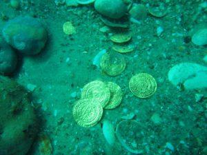Golden Coins Found.Inmarathi