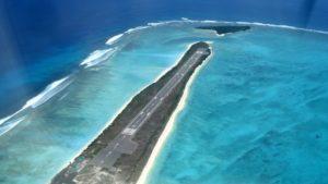 Lakshadweep Flight Runway.Inmarathi2