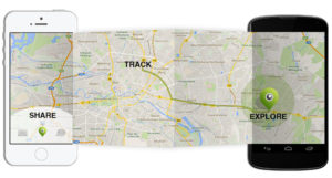 Location can be tracked even when GPS is off.Inmarathi1