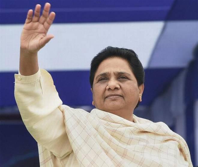 Mayawati-inmarathi
